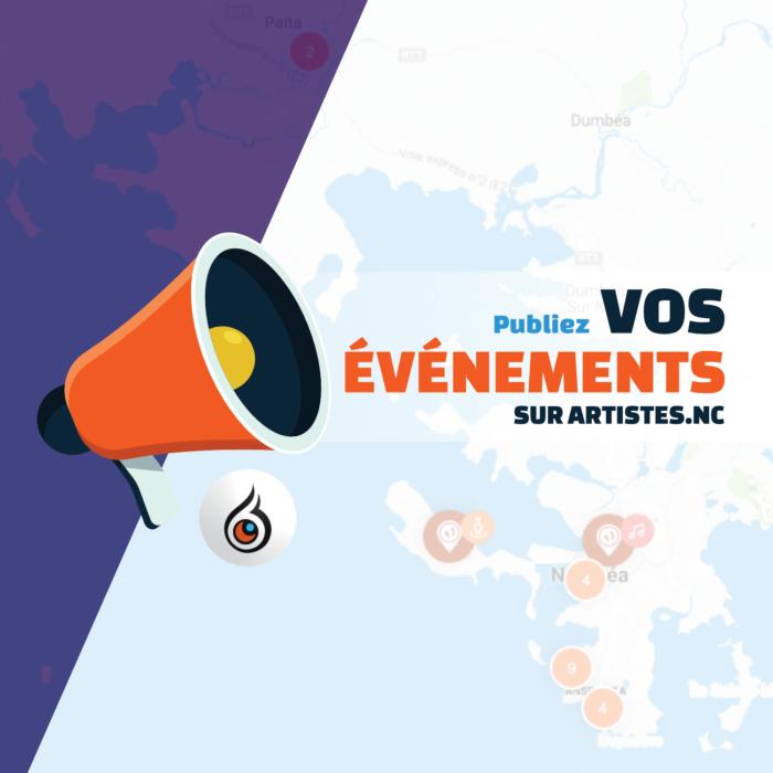 Publier un événement